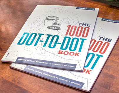 The 1000 Dot-to-Dot book