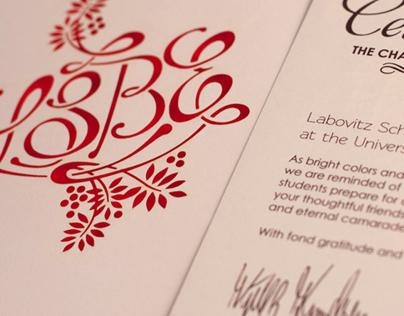 LSBE Holiday Card 2011