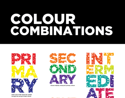 Informative Poster - Colour Theory