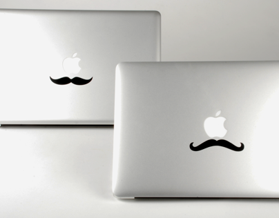 Moustache your Mac
