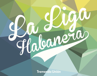 La Liga Habanera, CD cover