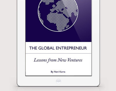Book Cover - Lessons from New Ventures by Neri Karra