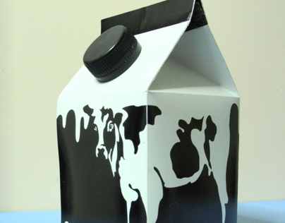 Milk Package Design