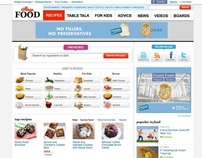 iVillage - Recipe Database