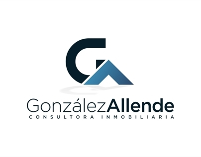 GONZALEZ ALLENDE | Logo design process + Website