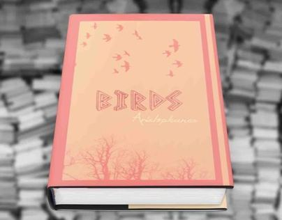 BIRDS- Book Cover Design