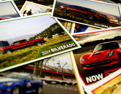 GM Trading Cards
