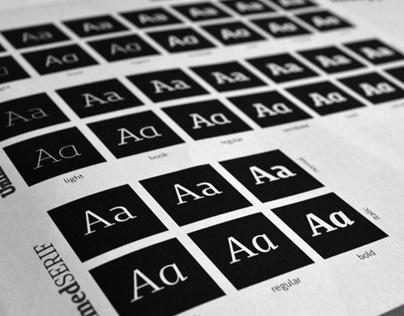 Unimed - Sistema Tipográfico