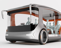 VİA   transport car design/sıghtseeıng car