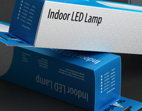 LED Lamp Package Design