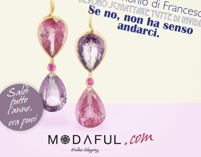 MODAFUL.COM OUTDOOR ADVERTISING CAMPAIGN