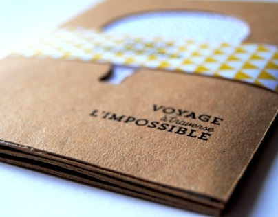 Voyage à traverse l'Impossible