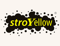 StroYellow Identity and Website Design