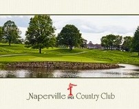 Branding & Collateral: Naperville Country Club