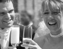 Website Design: Just Married Photo & Video