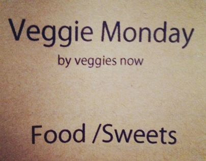 Veggies Monday