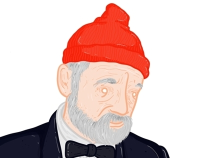 Bill Murray by quilskatart