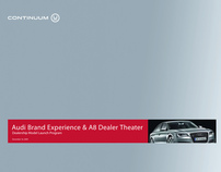 Audi of America - A8 Dealership Theater