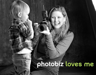 Magazine Ad - PhotoBiz Loves Me Campaign - Sarah Petty