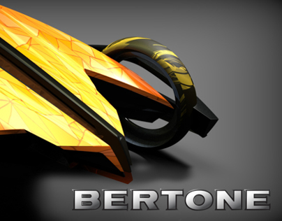 Nike Fit for BERTONE Part 1