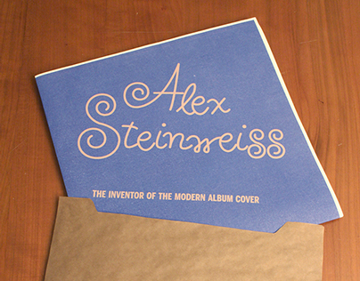 Alex Steinweiss Life and Style