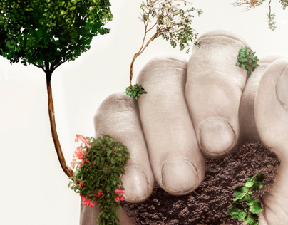 Nature in the hands