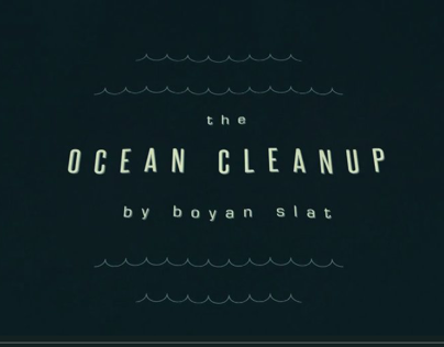 The Ocean Cleanup Animation