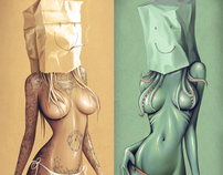 Paper Bag Girls