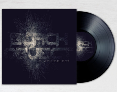BLACK OBJECT album cover