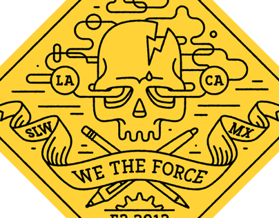 We The Force Studios Bandana