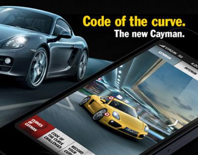 Porsche code of the curve app