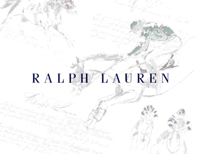 RALPH LAUREN: Crests & T-Shirt Graphics