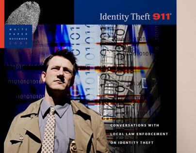Identity Theft 911 White Paper  Cover