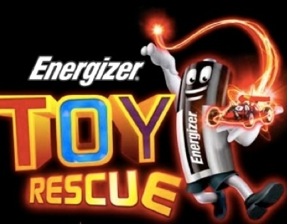Energizer Toy Rescue