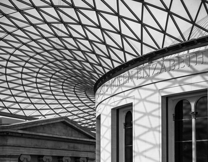 Norman Fosters Great Court-British Museum