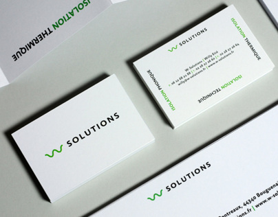 W Solutions | Visual identity