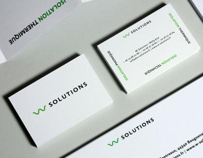 W Solutions | Visual identity