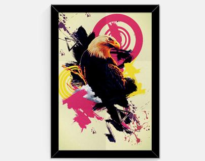 Eagle / Digital art