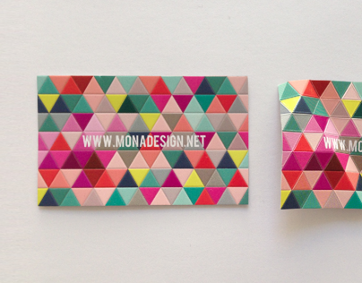MonaDesign Corporate Identity