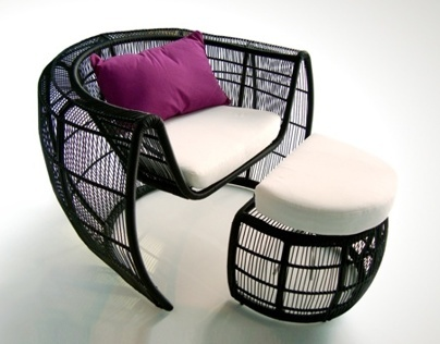 Ovvio Italia - Furniture designs | Armchair and Table