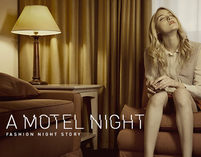 A motel night