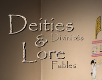 Title of Deities & Lore (show in June 2011)