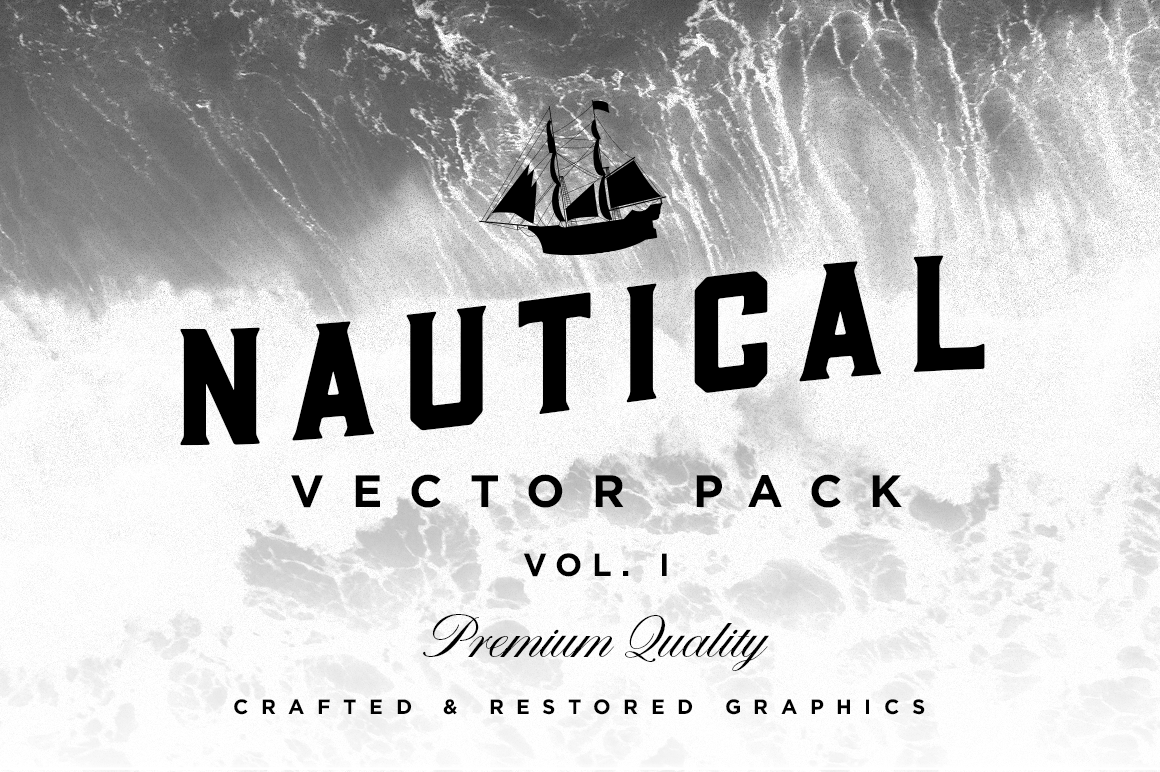 Nautical Vector Pack – Free Download