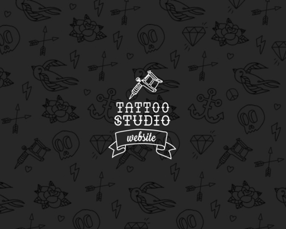 Website // Tattoo Studio - Red Cat Genova