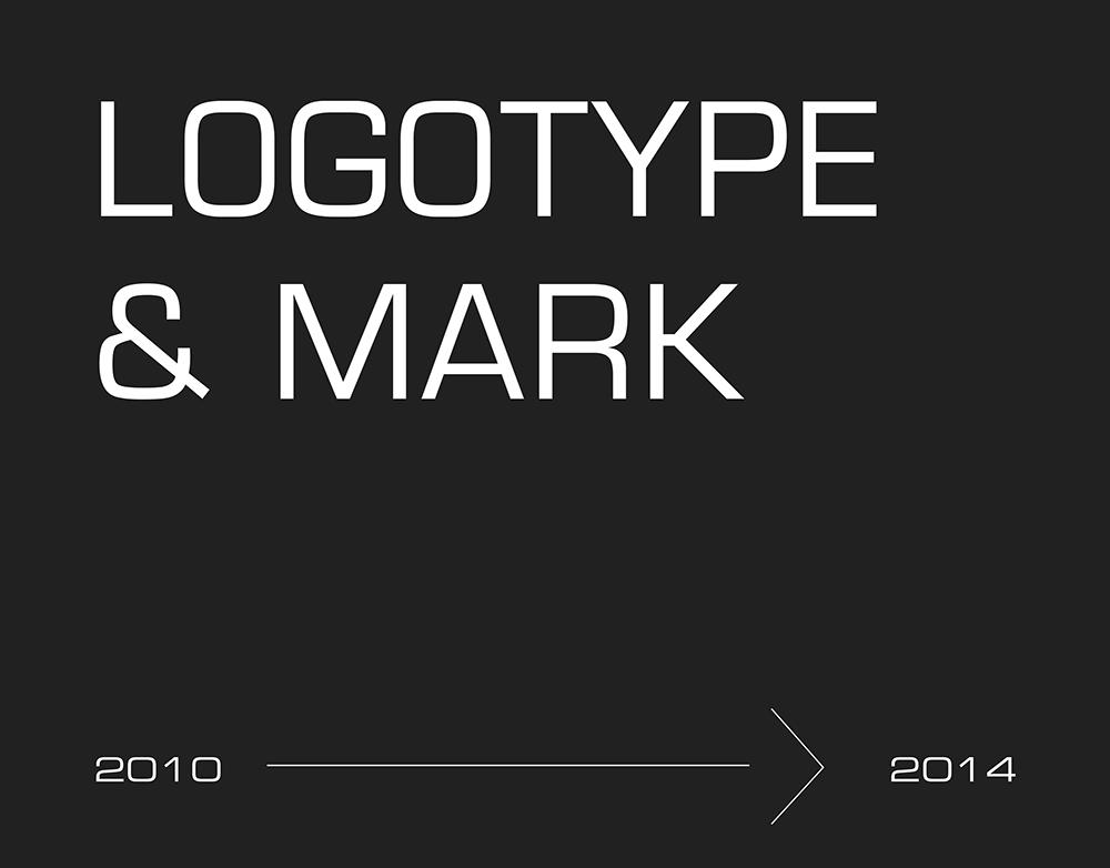 Logotypes & Marks 2010 - 2013