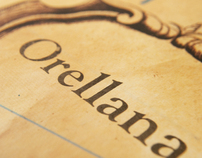 Orellana - concept board game