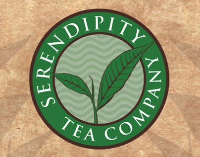 Serendipity Tea Co. Brand