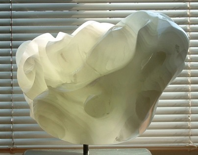 Ghost Sculpture