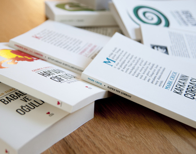 Can Publishing House - Book Cover and Branding