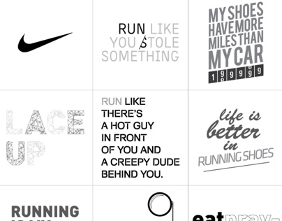 NIKE - RUN SERIES TSHIRT